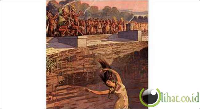 Lompatan Keyakinan Oleh Suku Maya