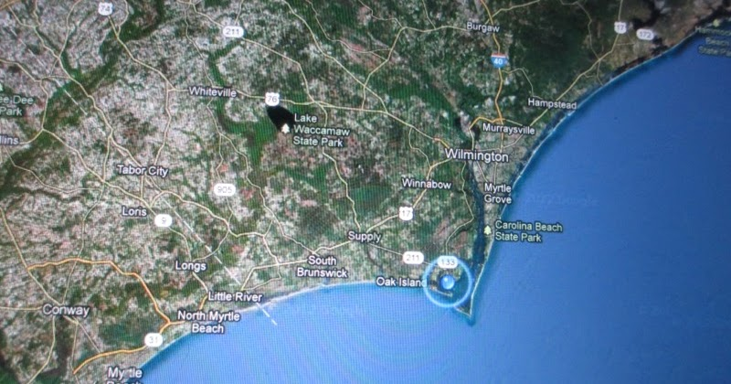 Limping into Southport, NC and.....Murphy has Found Us