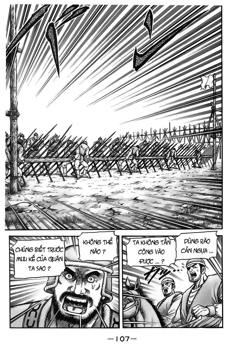 Chú Bé Rồng - Ryuuroden chap 115 - Trang 23