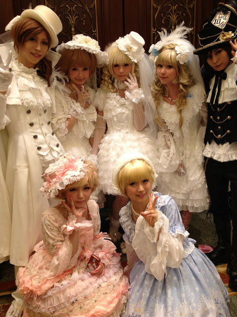 lolita clothing headwears