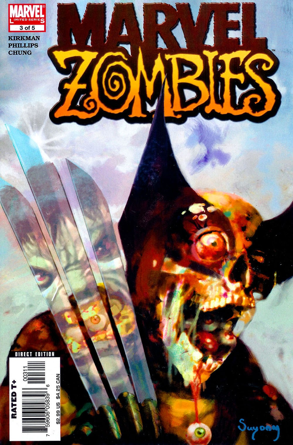 marvel comics zombies