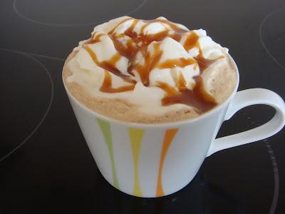 frappuccino caramel