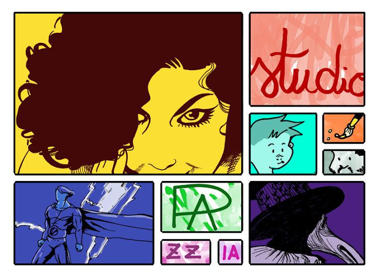 studiopazzia: fumetti, chiacchiere sui fumetti e altro