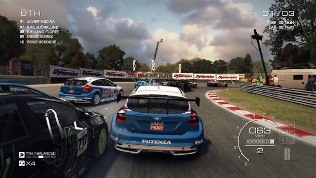 GRID Autosport PC Download Photo