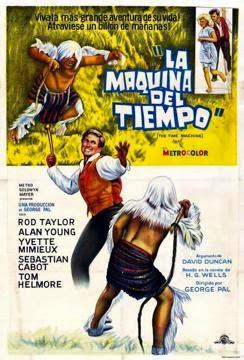 descargar La Maquina del Tiempo (1960)