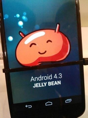 La versione 4.3 di android sarà chiamata ancora Jelly Bean e non Key Lime Pie