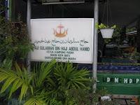 ketua kampong Kota Batu Brunei