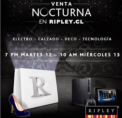 venta nocturna de ripley 12-11-2013