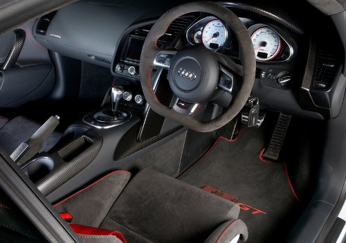 8 of 9 - 2011 Audi R8 GT Interior Pictures