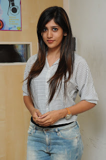 Chandini Chowdary looks super cute in lovely Trousers and Denim Jeans Must see beauty