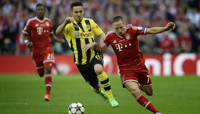 Borussia Dortmund vs Bayern Munich en vivo