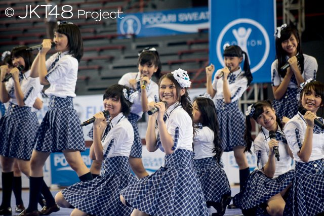 lirik lagu JKT48 - Ponytail To Shushu Lyrics