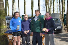 Hill run Female overall