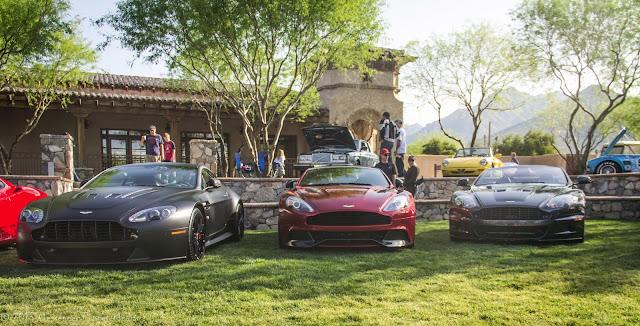 Aston Martin V12 Vantage, Vanquish, DBS