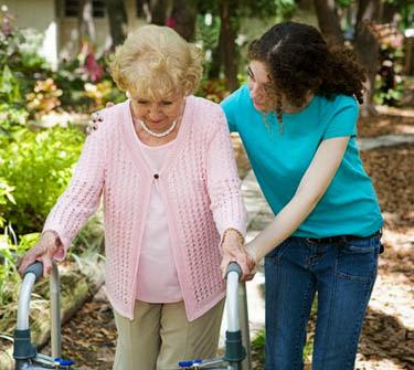 Los servicios sociales de ayuda a domicilio