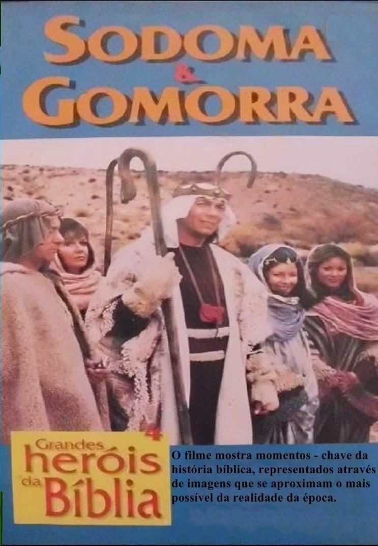 SODOMA E GOMORRA FILME EVANGÉLICO COMPLETO DUBLADO