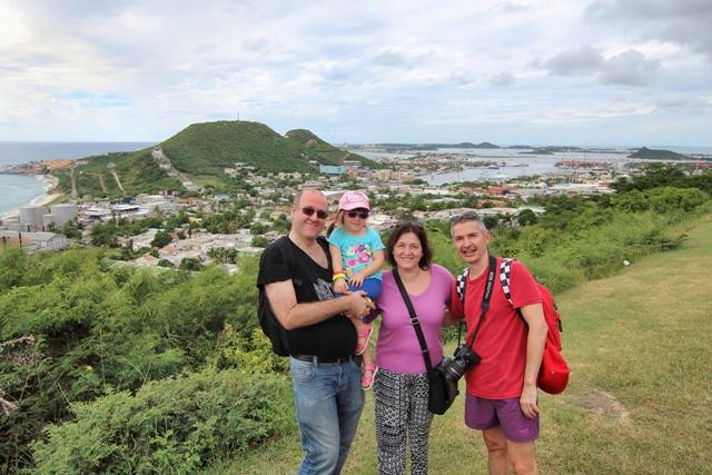 Familia, amigos, viajes y países visitados, una década muy intensa