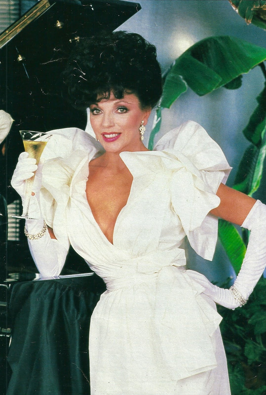 Joan Collins Collection February 2012