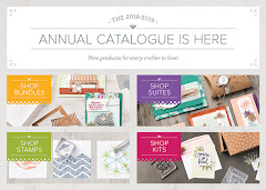 2018- 2019 Stampin' Up! Catalogue
