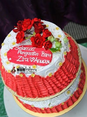 Wed. cake 10