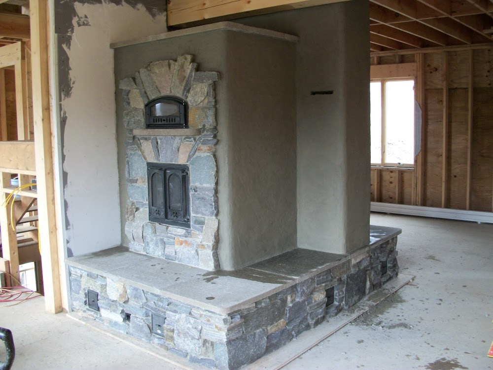 Michael Thronson Masonry Pictures Of Masonry Heater