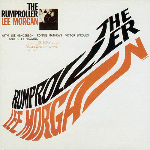 Les pochettes Blue Note Records Lee+Morgan+-+The+Rumproller