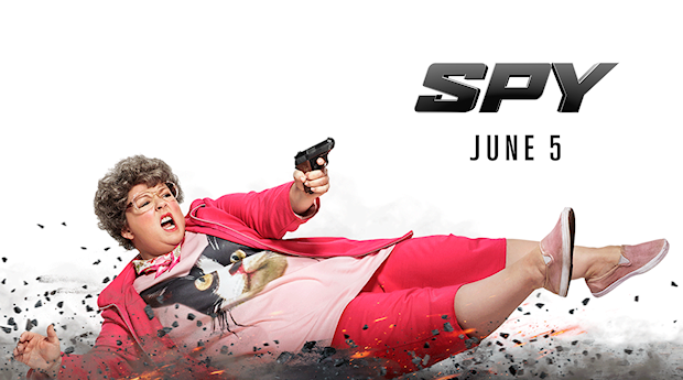 Check Out Melissa McCarthy In 'Spy' With Six New Clips