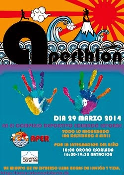 APERTHLON - la maratón solidaria - 6ta edicion