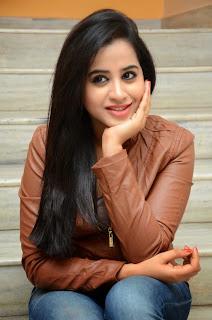 Actress Swathi Deekshith Latest Picture in Jeans at Ladies and Gentleman Movie Press Meet  21.JPG