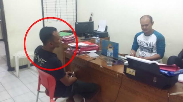 Mengaku Tuhan, Pria ini Paksa warga Sukabumi Bakar Quran dan Sembah Matahari