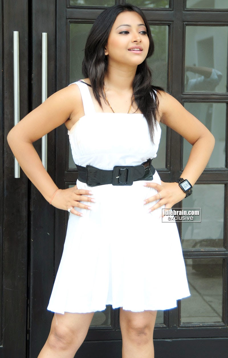 Swetha Basu mini dress