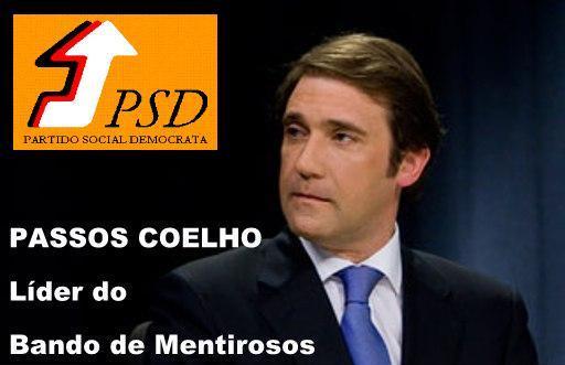 Militantes falsos no PSD votaram e beneficiaram Pedro Passos Coelho