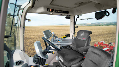 Kabina ciągnika Fendt 500 Vario