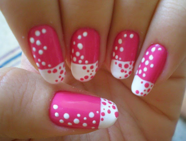 Cute Nail Designs Pinterest Easy Cute Easy Nail Designs