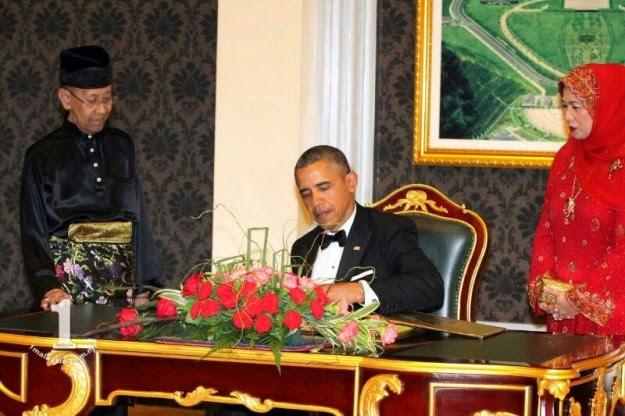 Surat Terbuka Kepada Presiden Obama
