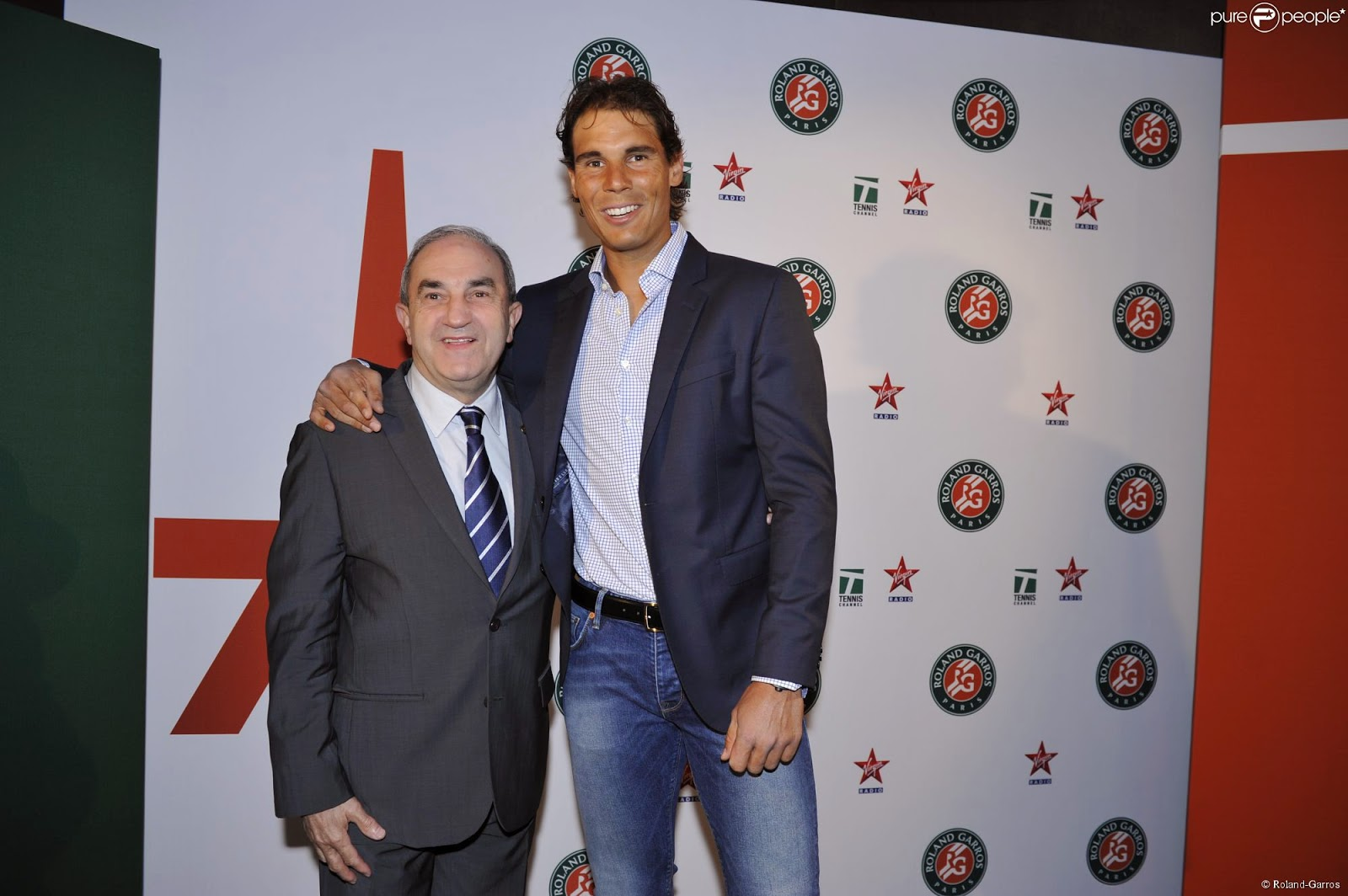 Roland Garros/PurePeople