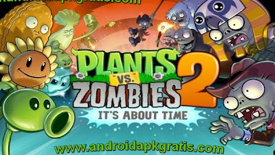 Plants vs. Zombies™ 2 v2.6.1   MONEDAS & GEMAS ILIMITADAS keys [APK | Android] (Descargar Gratis)