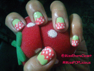 L'Oreal Paris Miss Pop Nail Art
