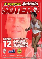 3º Torneio António Sotero