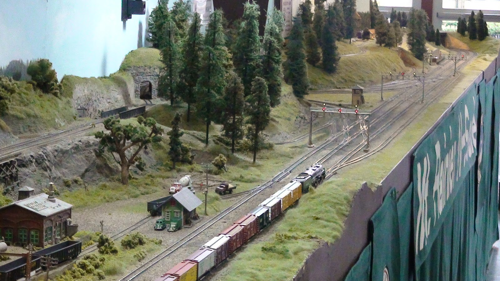 N scale train show columbus ohio