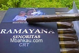 Jual Cerutu Ramayana Senioritas
