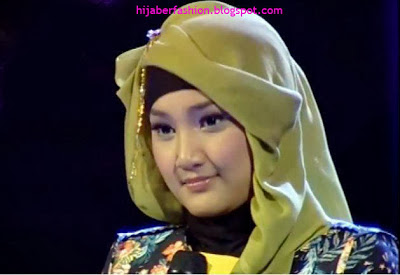 hijab ala x fatin factor who does not know with any of the x factor ...