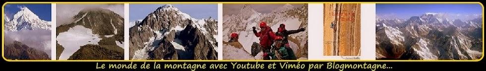 ➽ Le monde de la montagne avec Blogmontagne sur Youtube & Viméo