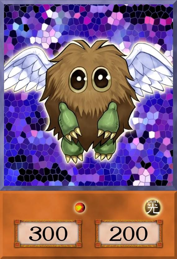 Yu-Gi-Oh! cards Yu-Gi-Oh! Kuriboh