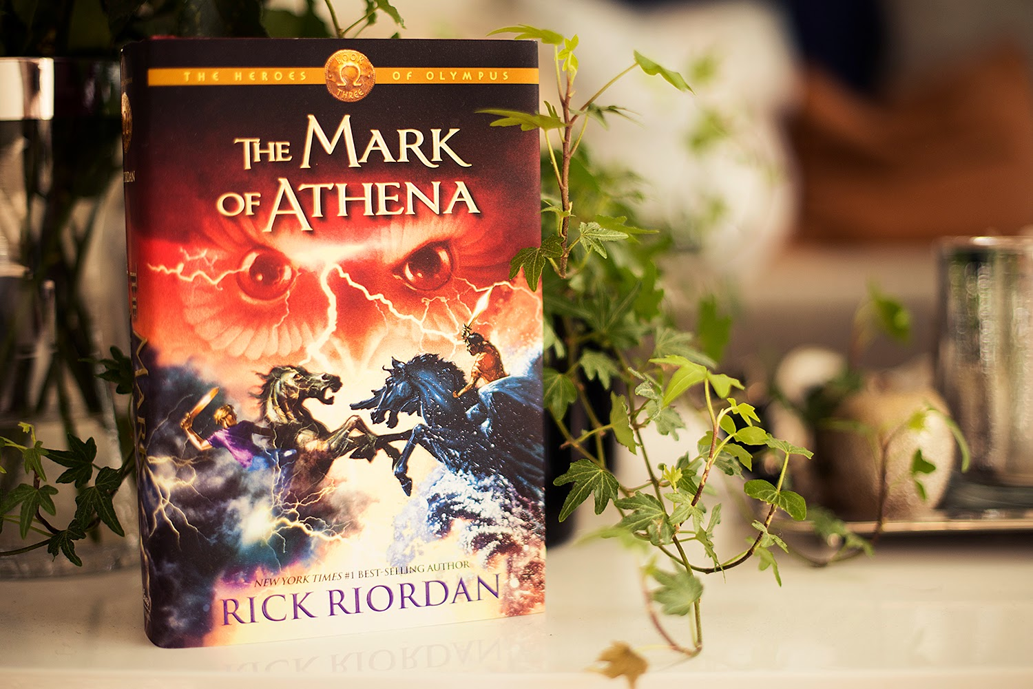 mark of athena The mark of athena is a fantasy book written based on fantasy characters and creatures it might not be as simple or complex as you think, so just try it out an.