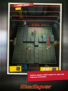 Download MacGyver Deadly Descent v1.1.1 APK+DATA Android