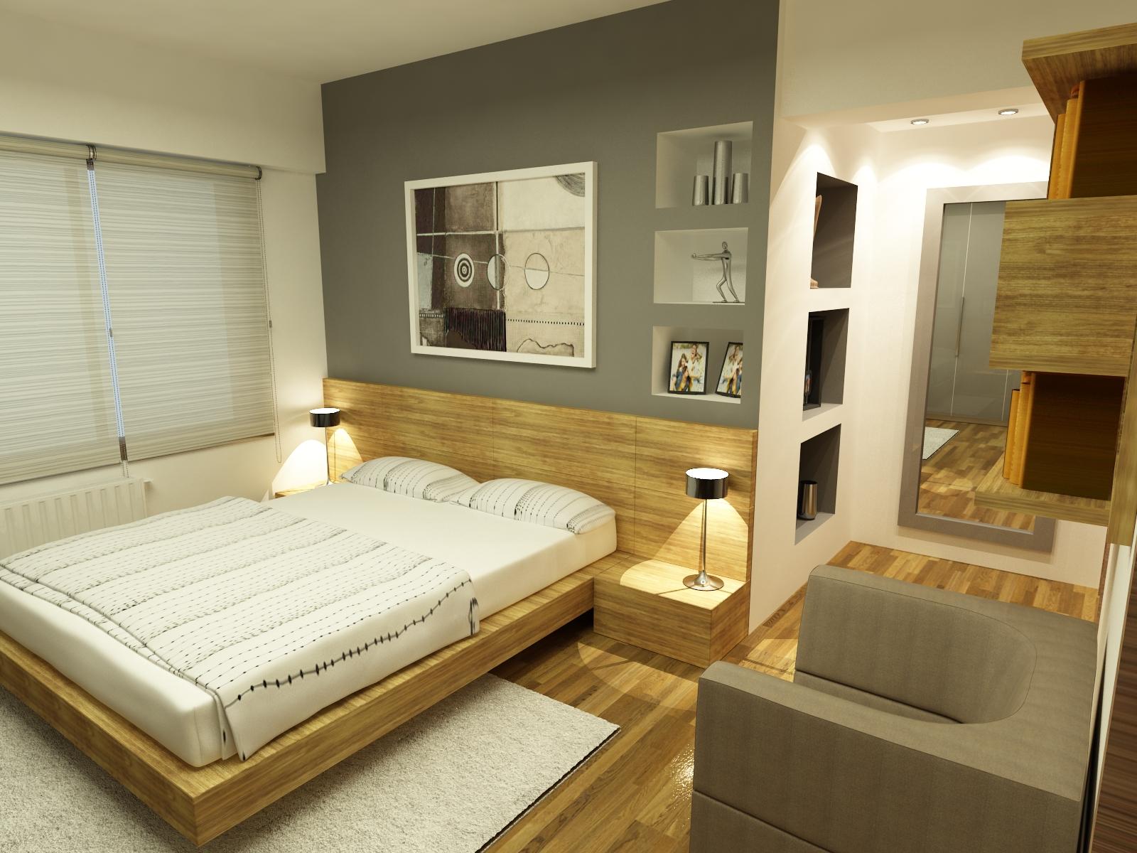 Arhitectura de interior square 2 design amenajare for Design apartment 2 camere