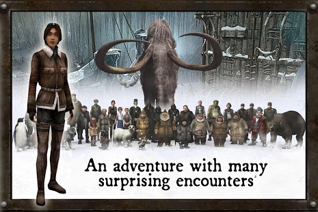 Syberia 2 Apk + Obb Data Android