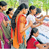 राजस्थानी भाषा मान्यता को लेकर छात्राएं आगे आईं