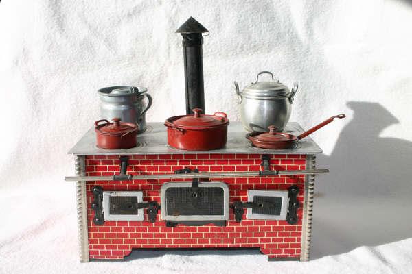 Caperucita roja cocina econ mica for Cocina economica